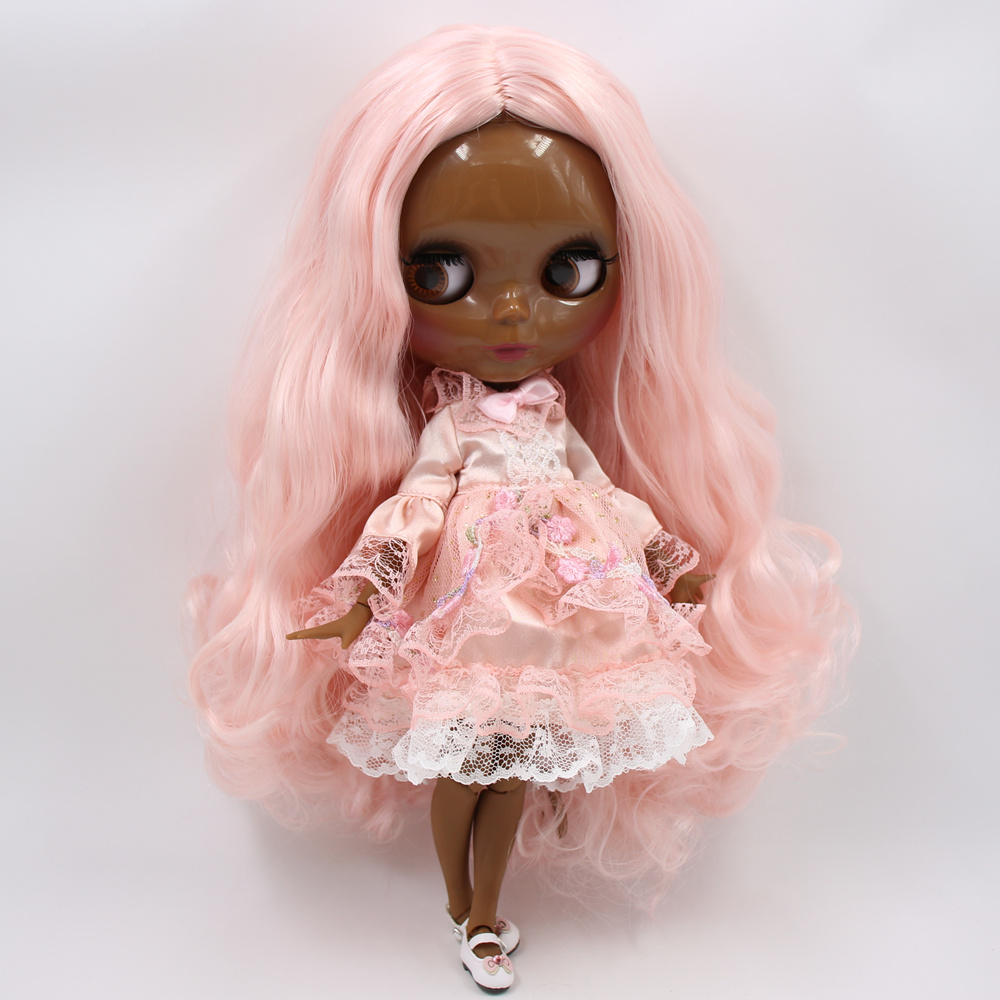 ICY Blyth Factory doll Suitable For Dress up by yourself DIY Change 1/6 BJD Toy special price OB24b ball joint