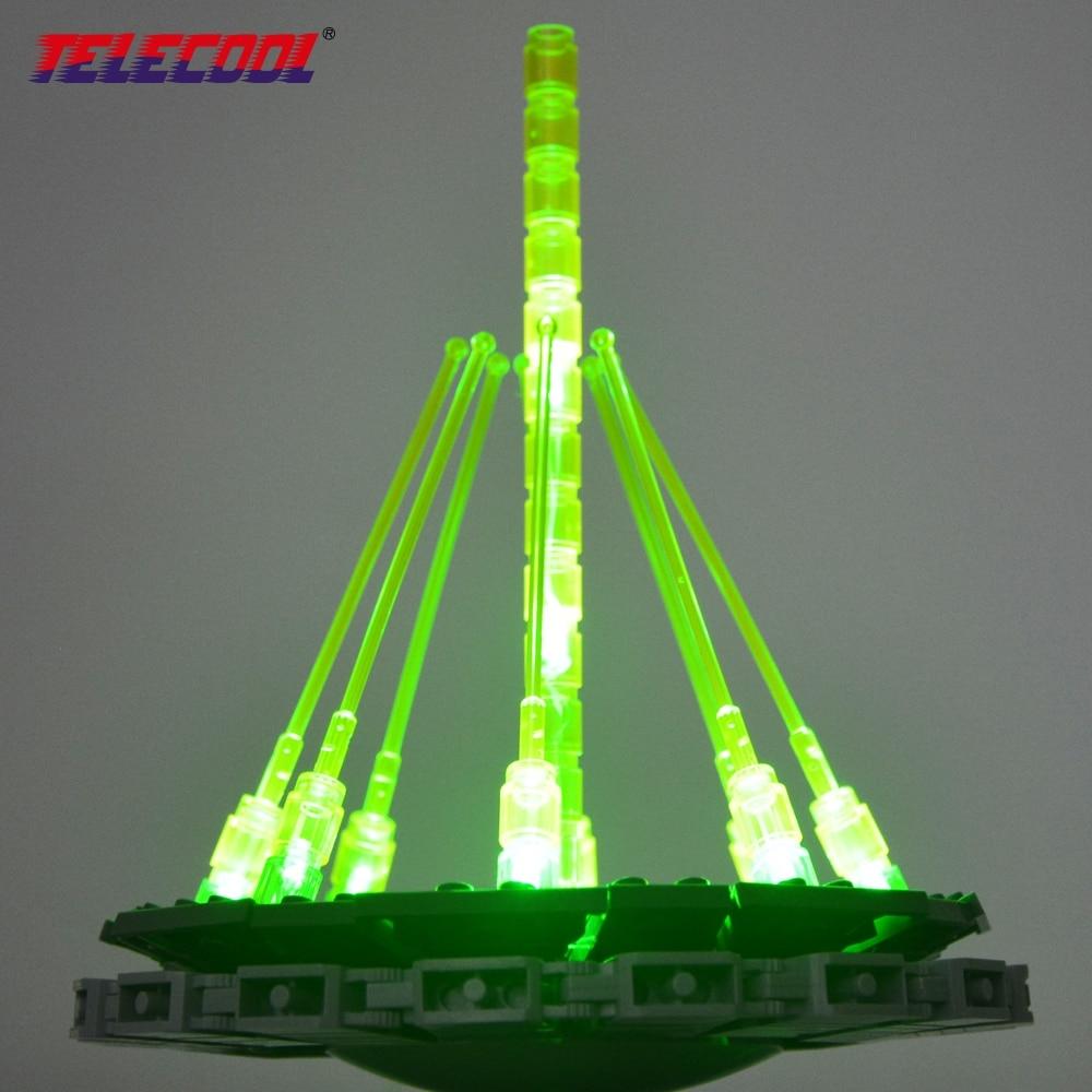 Bricks LED Light for Lego 75159 Star Wars Death star Decoration USB Interface