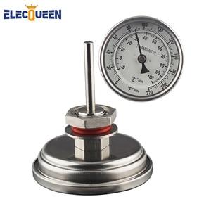 Weldless Bi-metal Thermometer
