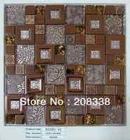 Carreaux de mosaïque en métal, carreaux de mosaïque de salle de bains, carreaux de mosaïque de cuisine