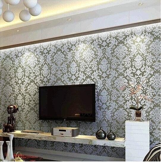 Bedroom Wallpaper By Graham Brown. Bedroom Wallpaper Silver Grey   Best Bedroom Ideas 2017