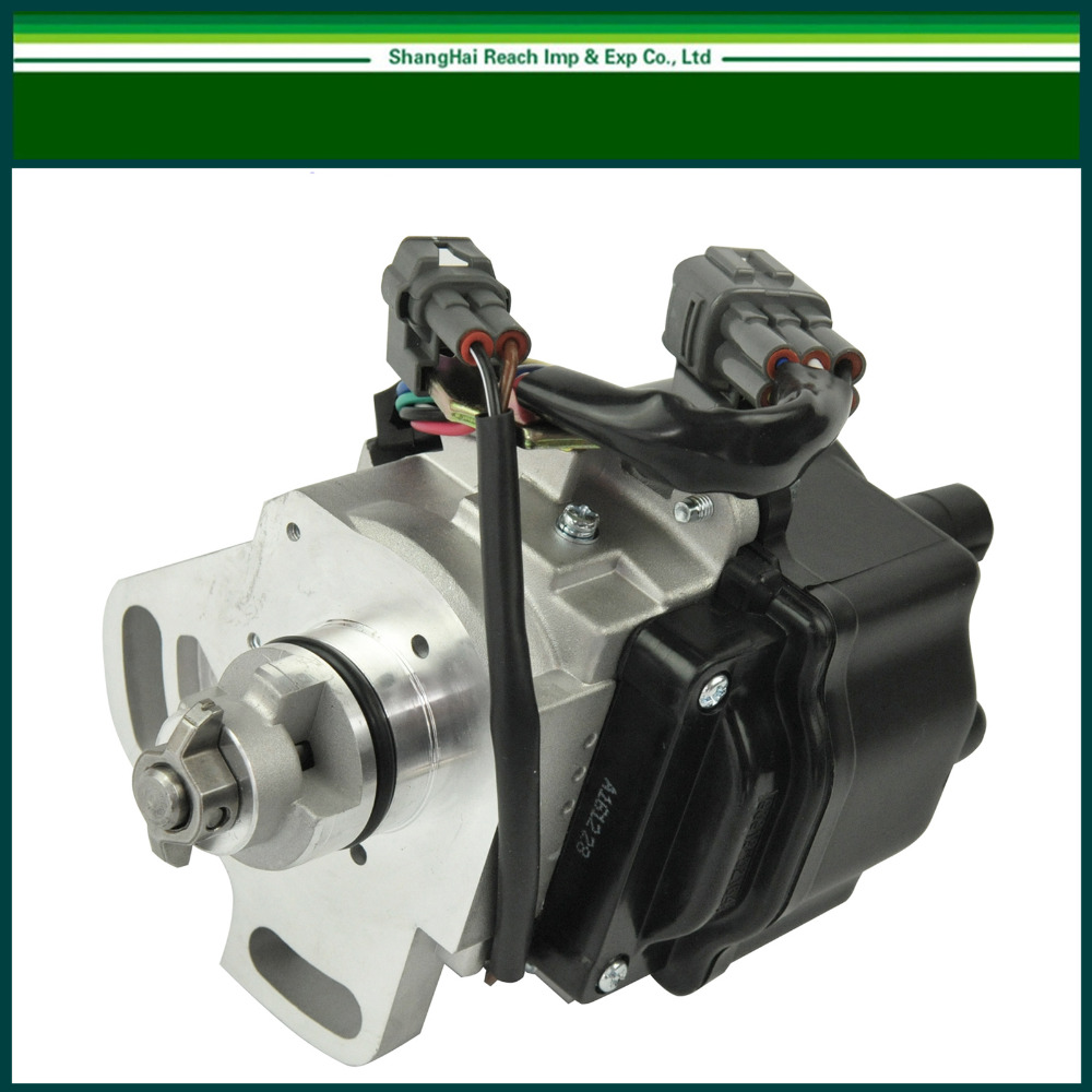 e2c Ignition Distributor For Toyota Celica ST 94 95 Corolla 1.8L 93 94 8AFE OE# 19020-16280, 19020-16250, 606-58751 8AFE new distributor assembly 19020 15180 for toyota corona 8a 5afe 1 6l