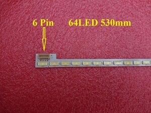 Image 2 - Bande pour LG Innotek, 42 pouces, 7030PKG 64EA 74.42t23.001, AUO TOSIBIA AU T420HVN01.1 T420HW06 T420HW04, nouvelle collection, 64LED 530mm LED mm