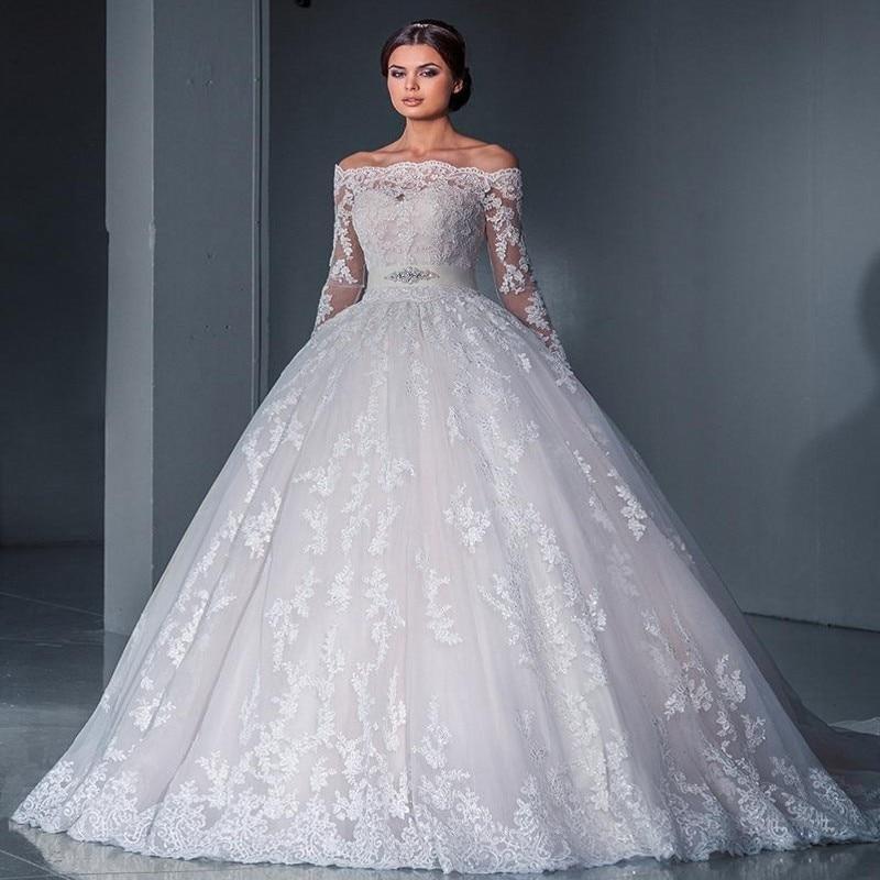 Popular Princess Ball Gown Wedding Dresses-Buy Cheap Princess Ball ...