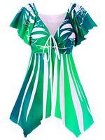 Frühling und Sommer frauen Größe Top Lange Digitaldruck t-shirtt shirtfemale t-shirt für frauen harajuku frida kahlo vogue