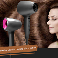 super ionic air Hair Dryer 3 in 1 Multifunctional Styling Tools Hairdryer Hair Blow Dryer Fast Straight Hot cool Air Styler