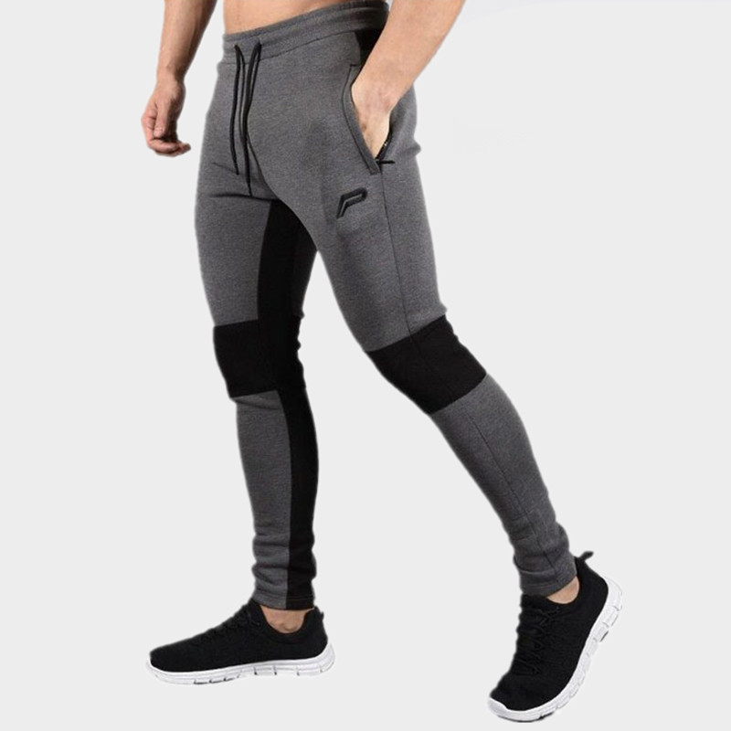 2017 High Quality Jogger Pants Men Fitness Bodybuilding Gyms Pants For Runners Brand Clothing Autumn Sweat Trousers Jogger Pants