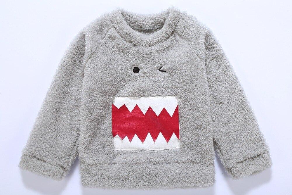 Sweatshirts Costume Fleece Toddler Infant Baby-Boy Kids Winter Bear Children's Animal