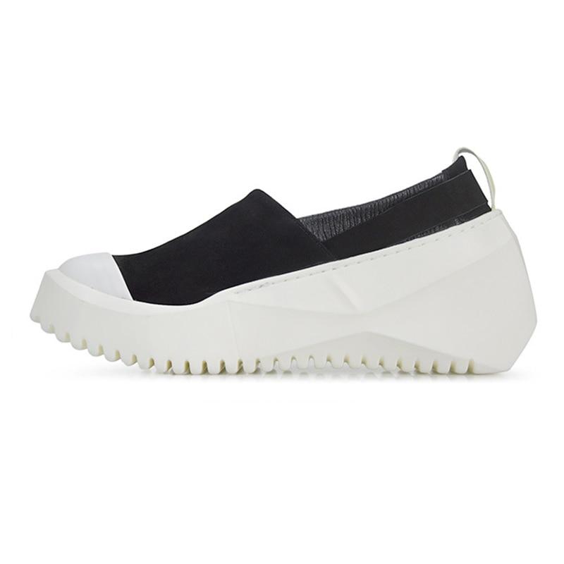 Primavera Para Del Hombre Los De fósforo Casu Cuero Mocasines Diseñador Todo Otoño Deporte blanco Moda Zapatillas Genuino La Lujo Vaca Zapatos Negro Hombres Piel HxEE5A