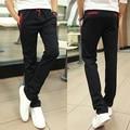 Calças dos homens Novo estilo Baggy Sweatpants Para Homens cal Pantalones Hombre Calças homem 5 cores Plus Size 5XL 4XL