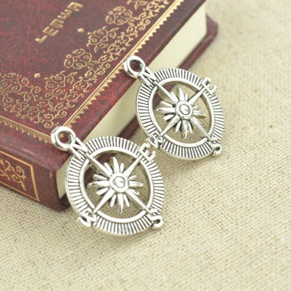 20//60pcs Jewelry Making Tibetan silver Rabbit Charms Pendants Beads 10*15mm