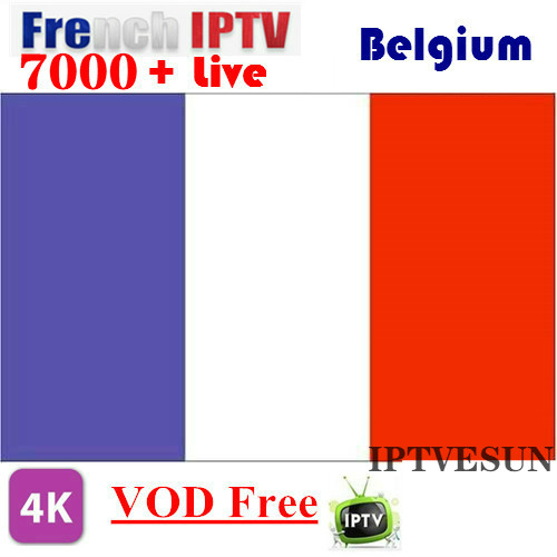 French IPTV Belgium IPTV…