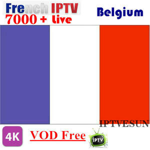 Belgium IPTV Dutch SUNATV Android M3u Enigma2 Live Updated-To-7000 Vod