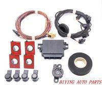 OEM Rear OPS 4K Park Pilot 4 Parking Sensors Kit For VW Polo PQ25 6R0 919 475/475K 6R0919475/475K