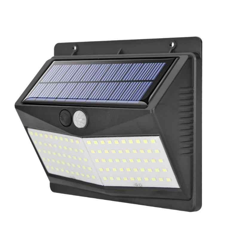 Solar lámpara Sensor 40506070809096100LED PIR de R4AjL5
