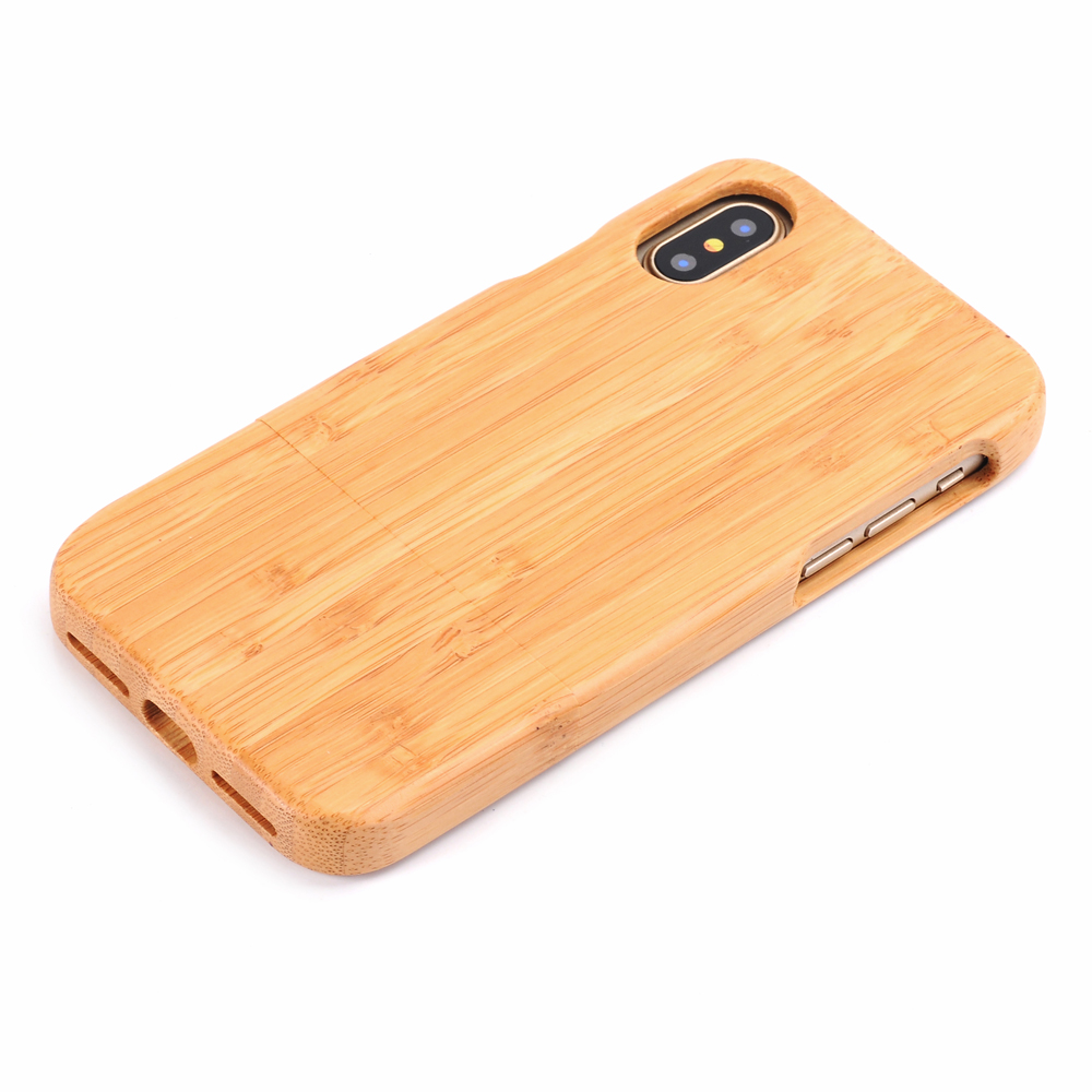 HTB15fqsbBHH8KJjy0Fbq6AqlpXaP Natural Green Real Wood Wooden Bamboo Case For iPhone XS Max XR X 8 7 6 6S Plus 5 5S SE Case Cover Phone Shell Skin Bag
