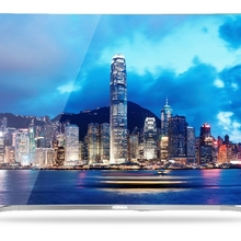 55 65 inch HD 3D 4K led TV Android Full smart wifi curved 10