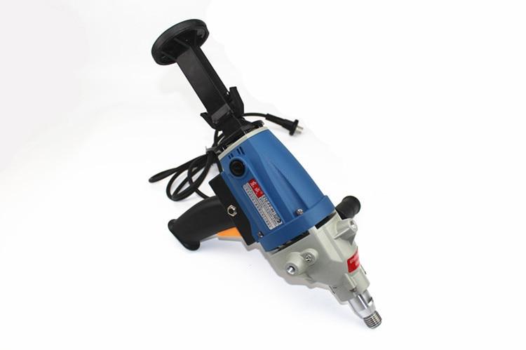 90 mm deimantinis gręžtuvas su vandens šaltiniu (rankinis) 1350W - Elektriniai įrankiai - Nuotrauka 4