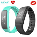 2017 IWOWN i6 HR IP67 Waterproof Smart Bracelet Heart Rate Monitor Wristband Fitness Tracker Sport Smartband PK xiaomi mi band 2
