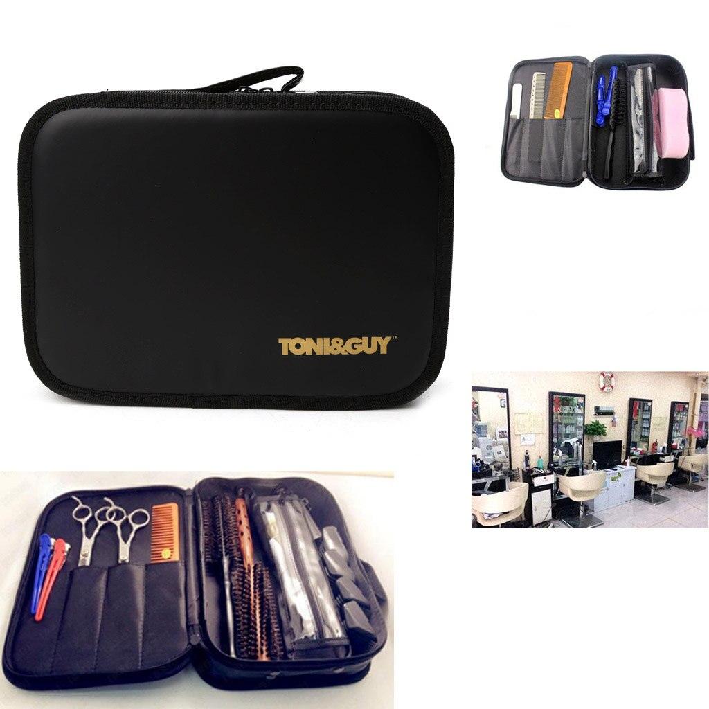 Hair Salon Barber Hairdressing Scissors Comb Tool Storage Pouch Bag Case Holder