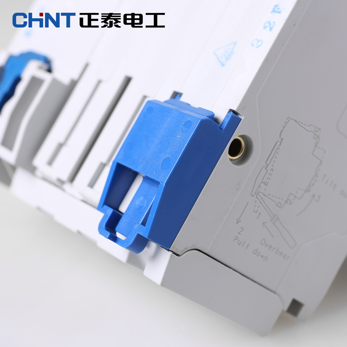 Chnt Chint Leakage Protector Nbe7le 3p N 16a 20a 25a 32a 40a 63a Miniature Circuit Breaker 2p 4p Solar Automatic Reclosing For Photovoltaic System Reconnection Mini Mcb