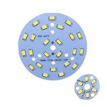5 개/몫 3W 5W 7W 9W 12W 18W 24W 5730 밝기 SMD 라이트 보드 Led 천장 PCB LED 램프 패널