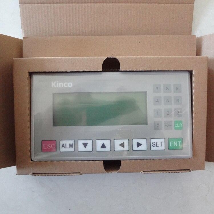 MD204L KINCO TEXT DISPLAY 4.3FSTN Monochromatic 20 Keys new in box dhl ems 2 sets 1pc md204lv4 md204l text display new in box