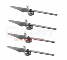 GARTT 2 CW 2 CCW ML3508S 700KV Brushless Moteur + 1245 auto-serrant hélice Pour DJI RC Multi-rotor Quadcopter Hexacopter