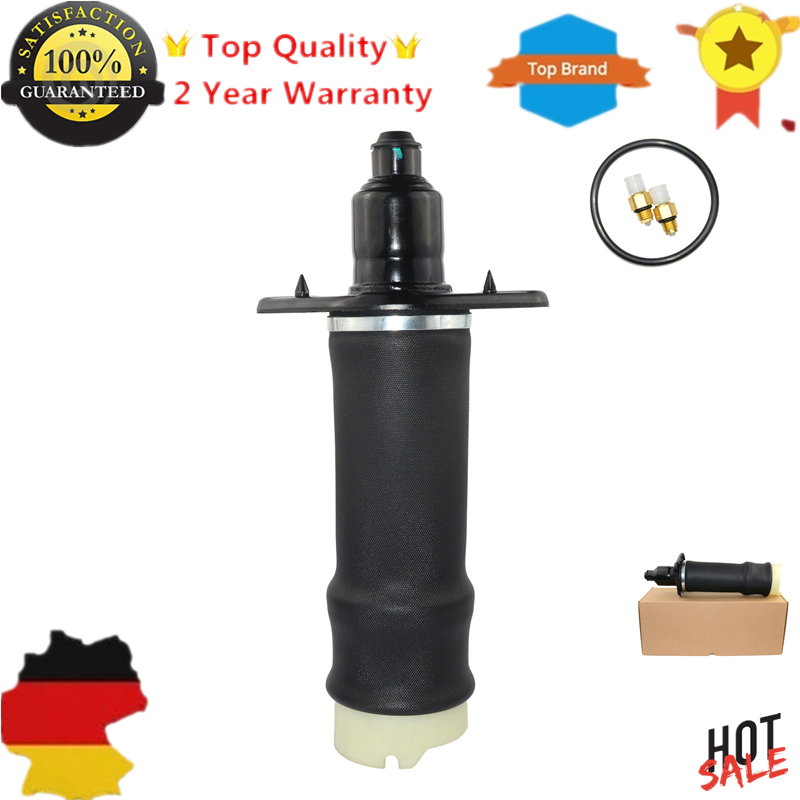 New 4Z7616052A Rear Right Suspension Air Spring Bag For Audi Allroad Quattro A6 4B C5 air suspension bag repair kits rear left for audi allroad quattro 2001 2005 new spring shock strut oem 4z7616051a