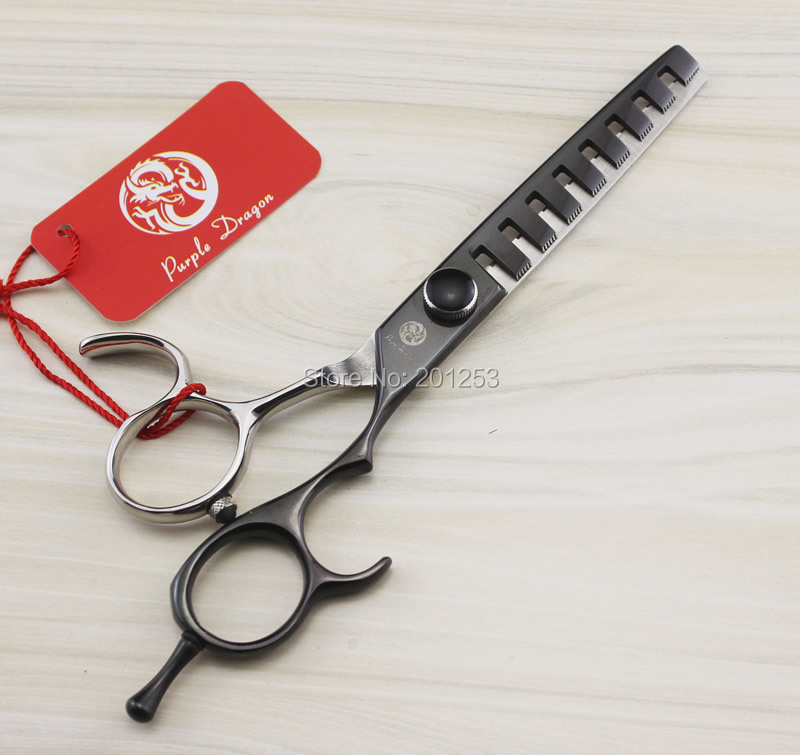JP440C 5.5Inch Thinning Scissors Hair Shears with Diamond  for Salon Barbers 8Tetth 50% Cutting Rate Hair  Scissors 1Pcs LZS0682 30 teeth thinning scissors thinning shears japan quaity 6 thinning scissors for hair salon s styling use