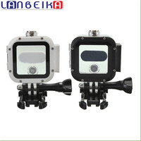 High Quality Gopro Hero 4s Waterproof Case 60M Diving Housing Box For Gopro Hero 4 Session