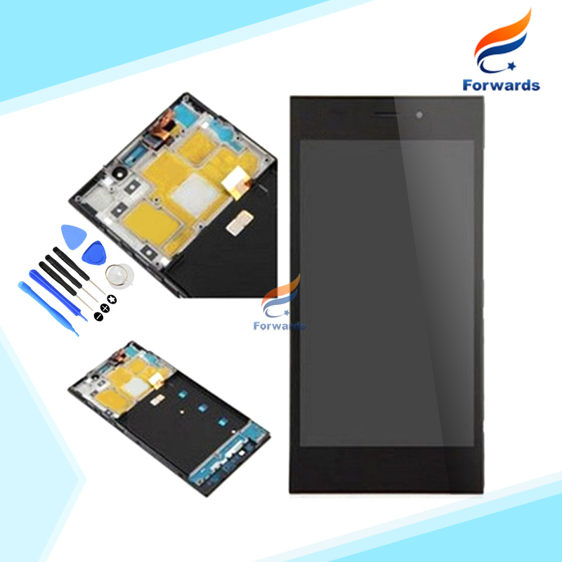 Brand New WCDMA TD-SCDMA for Xiaomi 3 M3 Mi3 LCD Display with Touch Screen Digitizer Frame Tools assembly 1 piece free shipping brand new lcd for samsung s5 i9600 g900a g900f g900t screen display with touch digitizer tools assembly 1 piece free shipping