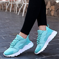 2017 New Summer Women Casual Shoes Zapato Women Breathable Mesh Shoes Super Light Sport Sneakers Zapatillas Deportivas Mujer