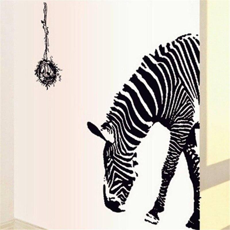 Good Zebra Print Stickers For Walls Part 9