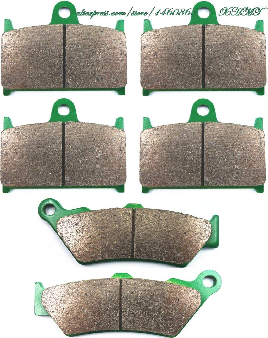 Brake Shoe Pads Set For Triumph 2294cc Rocket Iii Roadster 2010 & Up/ Rocketx 2015 & Up