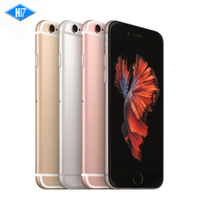 "Neue Original Apple iPhone 6 S Plus handy Dual Core 2 GB RAM 32 GB ROM 4,7 ""/5,5"" 12.0MP Kamera 4 Karat Video iOS 9 LTE"