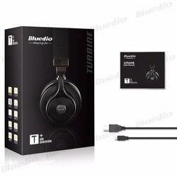 Bluedio Original T3 Plus Bluetooth Earphone Wireless 3D Stereo MP3 Music Player HIFI Sports Headset Micro SD Bluetooth Earphone