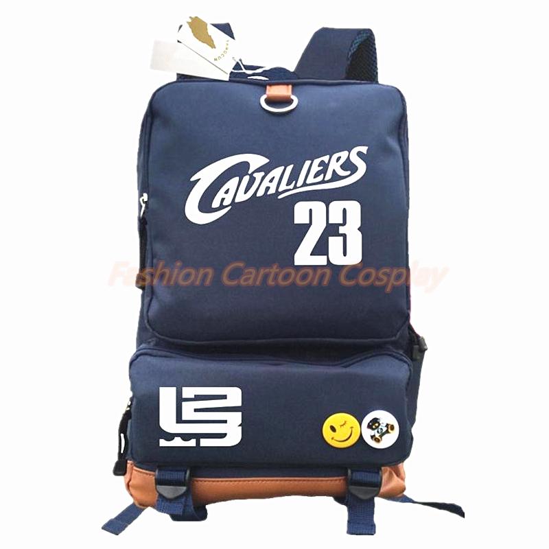 69910b614c71 New LeBron James backpack Mochilas Laptop bag for women and men ...