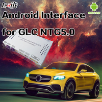 All in 1 Android 6.0 7.1 8.0 GPS Navigation Box for 2015 2017 Mercedes Benz GLC GLE GLA with WIFI Mirrorlink carplay USB etc.