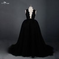 Rse613 длинные двух частей Выпускные платья Съемный юбка Съемная юбка Русалка