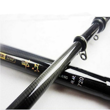 Best Buy 7.2M High Carbon Telescopic Fishing Rod Superhard Ultra Light Rod Carbon Fishing Rod Spinning Fishing Pole