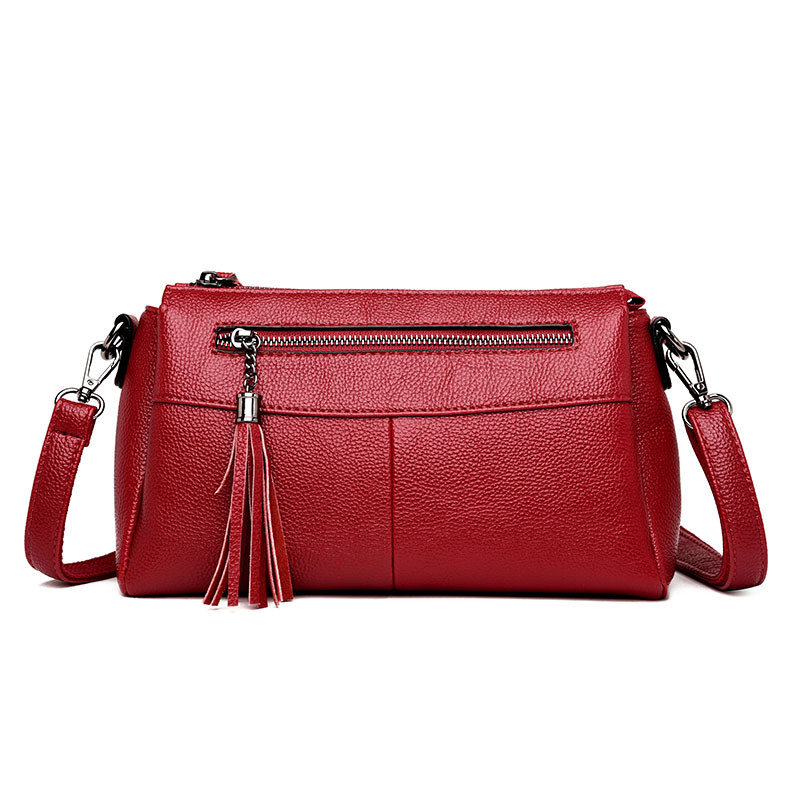Crossbody Bags For Women Messenger Bags 2018 Designer Leather Bags Handbags Women Famous Brands Tassel Small Shoulder Sac A Main джемпер апрель джемпер
