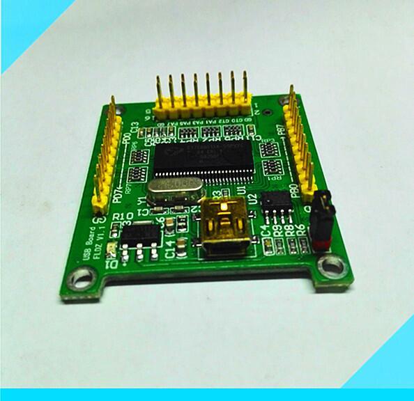 1PCS CY7C68013A-128AXC EZ-USB FX2LP USB Microcontroller QFP128