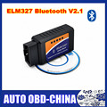 2016 Good Quality ELM327 Bluetooth ODB2 Auto Diagnostic Interface Scanner ELM 327 Bluetooth V2.1 Car Scan Tool For Multi-Brands