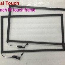 Xintai Touch 43 дюймов 10 точек ИК сенсорный экран наложения Панель рамка без стекла