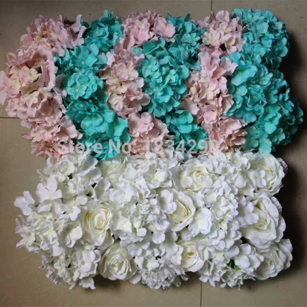 10pcs/lot High Simulation Silk Flower Arch Wedding Decorations Wedding Road Lead Flowers Or Wedding Flower Wall Tongfeng Elegant In Style Clothing, Shoes & Accessories