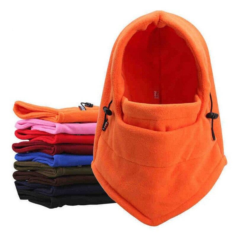 Winter Hat Warm Fleece Soft   Skullies     Beanies   for Men Women Outdoor Mountaineering Skating Moto Weibo Hat Fending Luxury