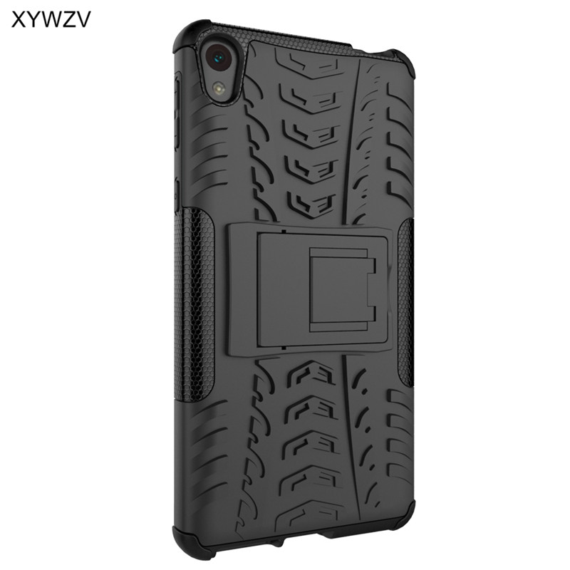 Image 4 - sFor Coque Sony Xperia E5 Case Shockproof Hard Silicone Phone Case For Sony Xperia E5 Cover For Sony E5 F3311 F3313 Shell XYWZV-in Fitted Cases from Cellphones & Telecommunications