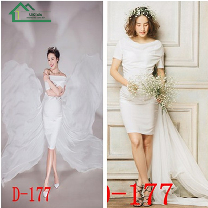 Maternity Clothes Pregnant Women Photo Studios Dresses Cutyome Short Sleeve Chiffon Butterfly Beachwear dress Photography Props retro lamp st64 vintage led edison e27 led bulb lamp 110 v 220 v 4 w filament glass lamp