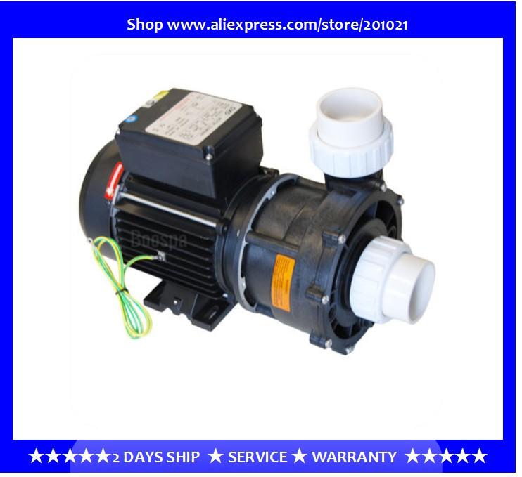 DXD-320E <font><b>2</b></font> HP - 1.5 <font><b>kW</b></font> hot tub pump & Spa Pool Pump <font><b>2</b></font>.0hp / 1.5kw, Max Flow 44,000 L/Hour DXD <font><b>motor</b></font> company DXD-320 E image